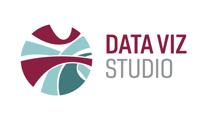 Wayfinding icon for Data Visualization Studio